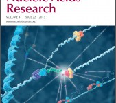Omslagsillustration/Cover art – Nucleic Acids Research 2013
